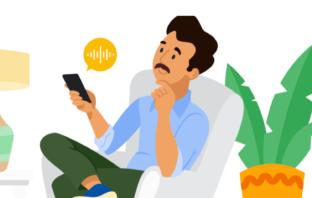 Google Assistant Sprachnachricht