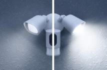 eufy Security Sicherheitskamera mit Scheinwerfer