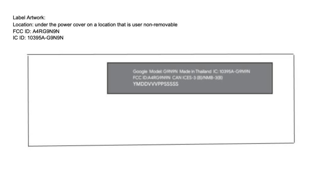 G9N9N FCC