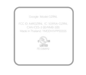 GZRNL FCC