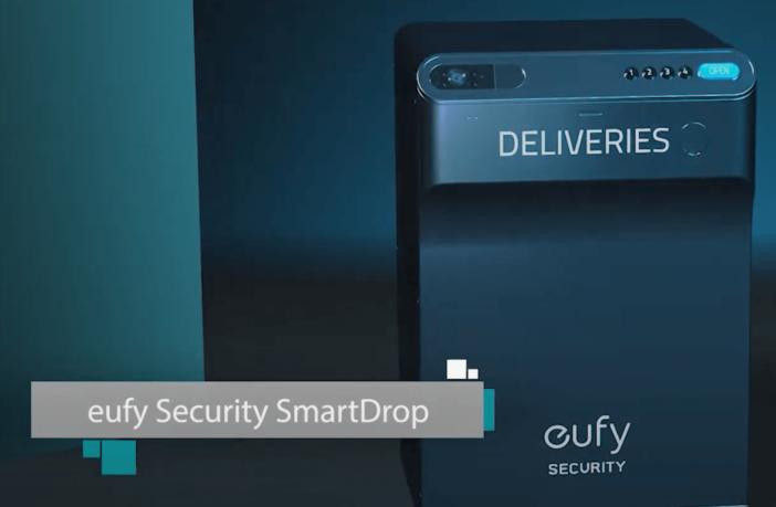 eufy Security SmartDrop