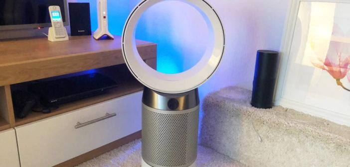 Dyson Pure Cool Tischventilator Luftreiniger DP04