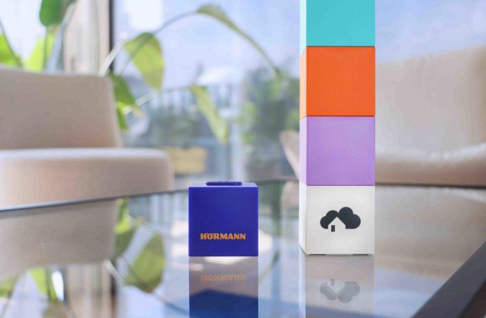 homee BiSecur Cube