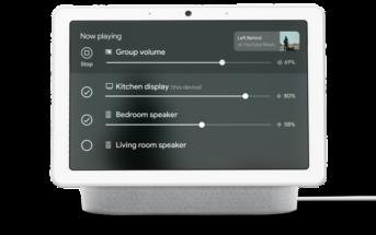 Google Multi-Room-Steuerung