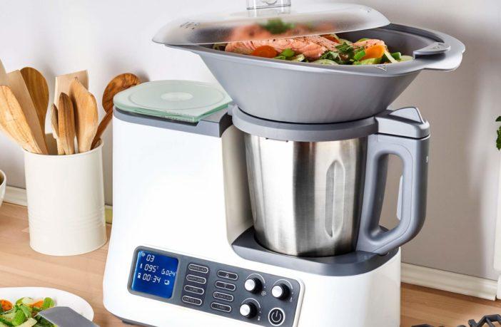 Aldi Quigg Küchenmaschine