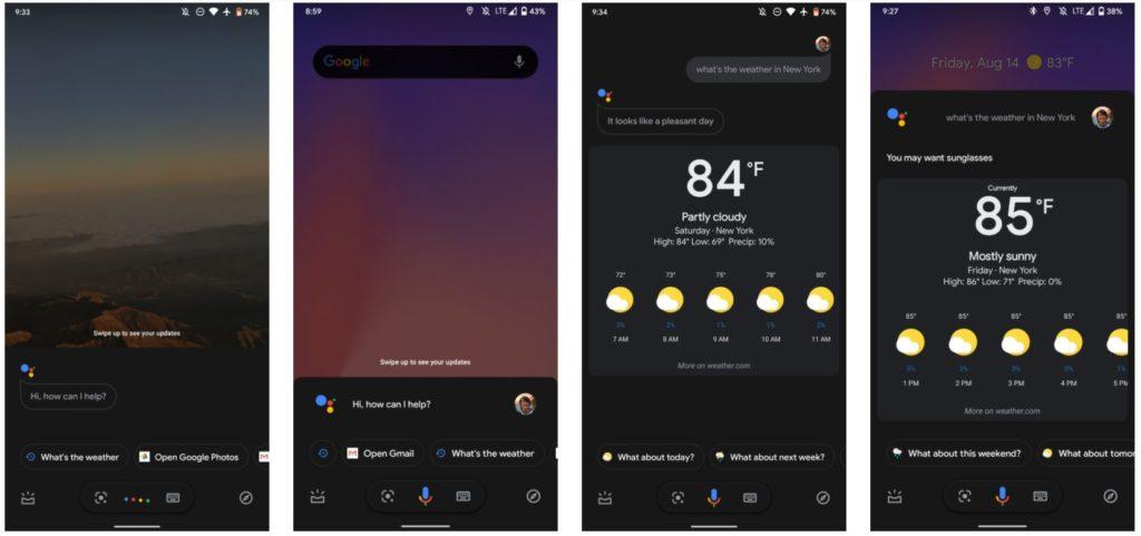 Der Google Assistant im Vergleich