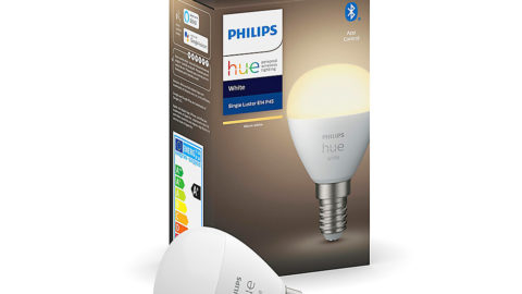 Philips Hue White E14 Luster