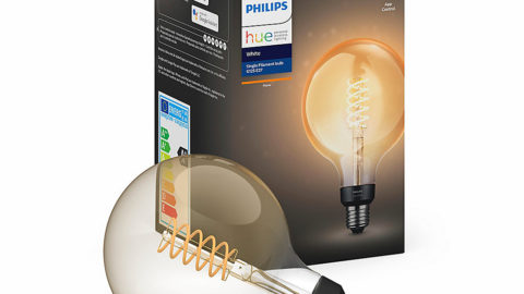 Philips Hue White E27 Filament Giant Globe