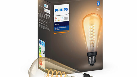 Philips Hue White E27 Filament Giant Edison