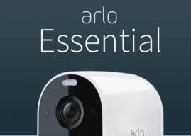 Arlo Essential Spotlight Cam jetzt mit HomeKit kompatibel