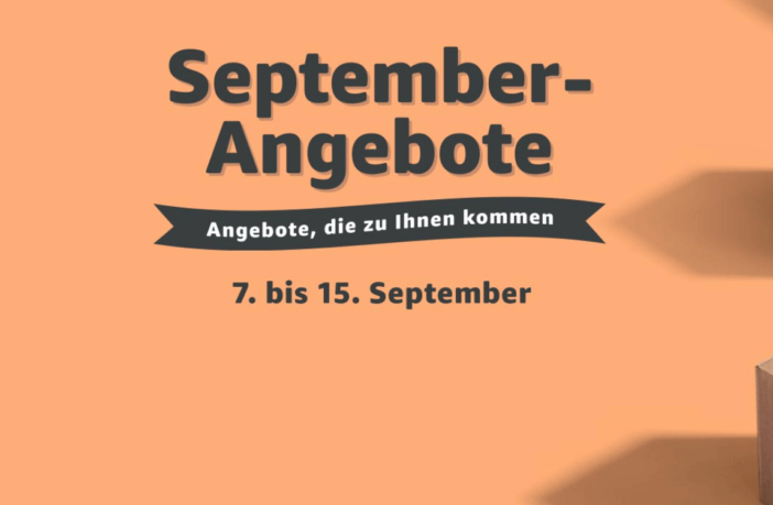 Amazon September Angebote 2020