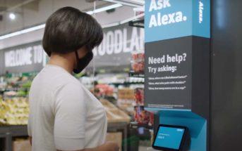 Amazon Fresh Lebensmittelmarkt