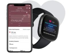 Fitbit Sense – EKG Funktion in Europa freigegeben
