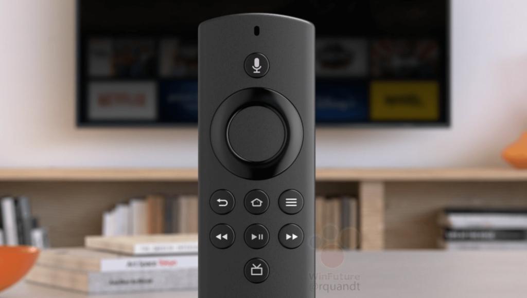 Fire TV Stick Lite Remote