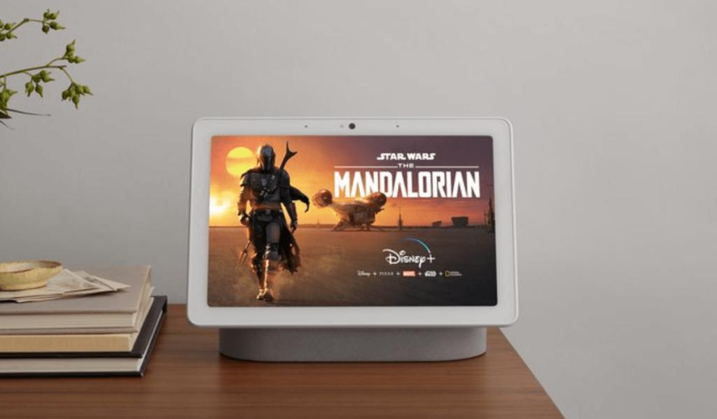 Google Assistant kann jetzt Disney+ auf Google Smart-Displays steuern