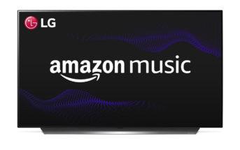 LG TV Apple Music