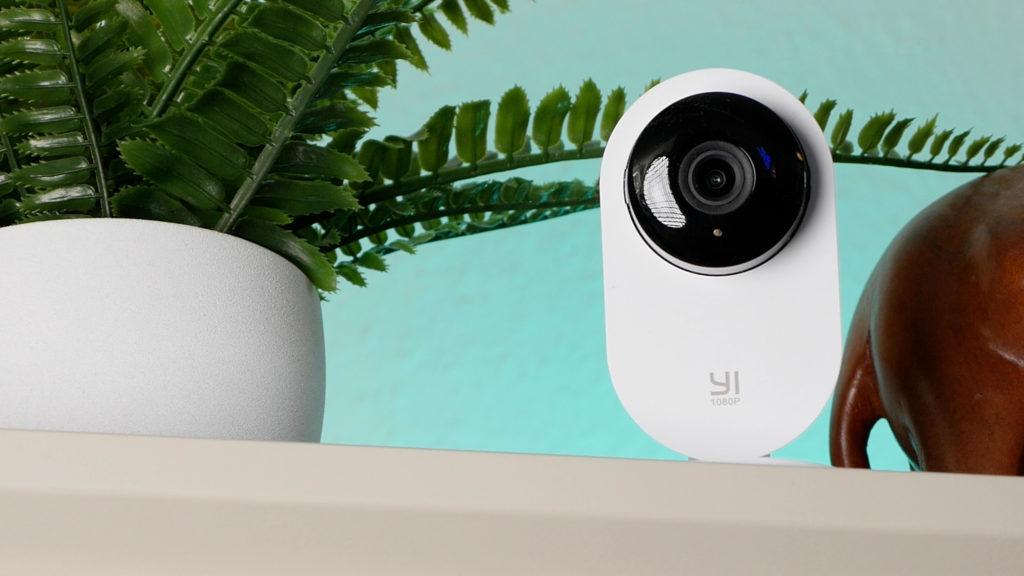 (-04.04.21) YI Home Überwachungskamera im Angebot