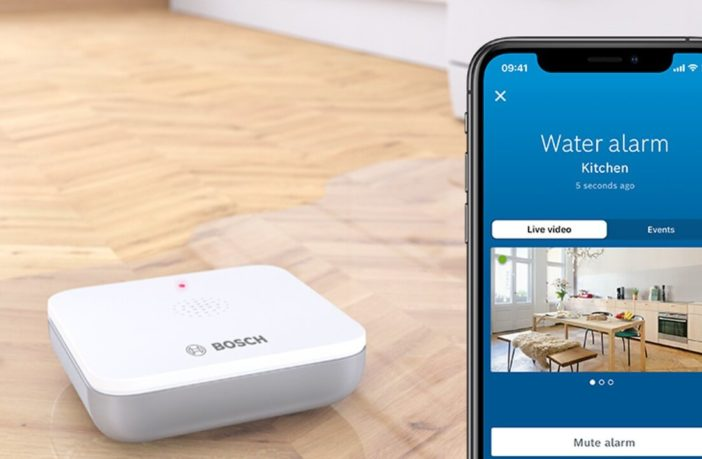 Bosch Smart Home Wassermelder