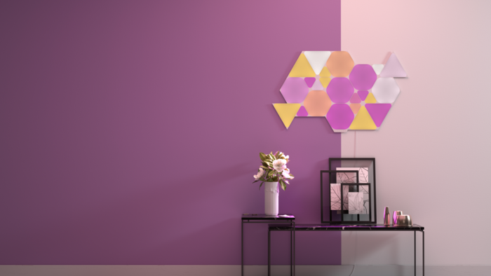 Nanoleaf Mini Triangles