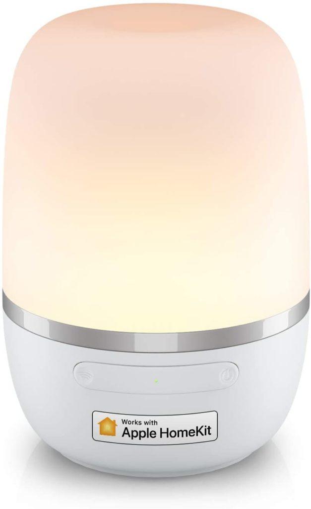 Meross Nachttischlampe