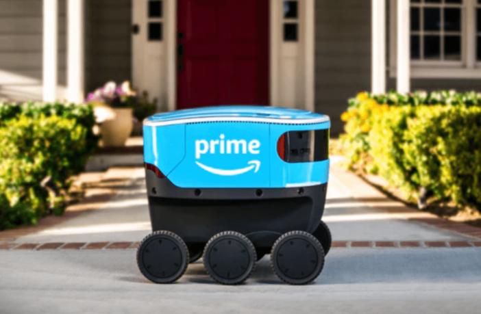 Amazon Lieferroboter
