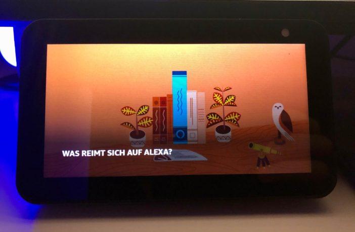 Was reimt sich auf Alexa?