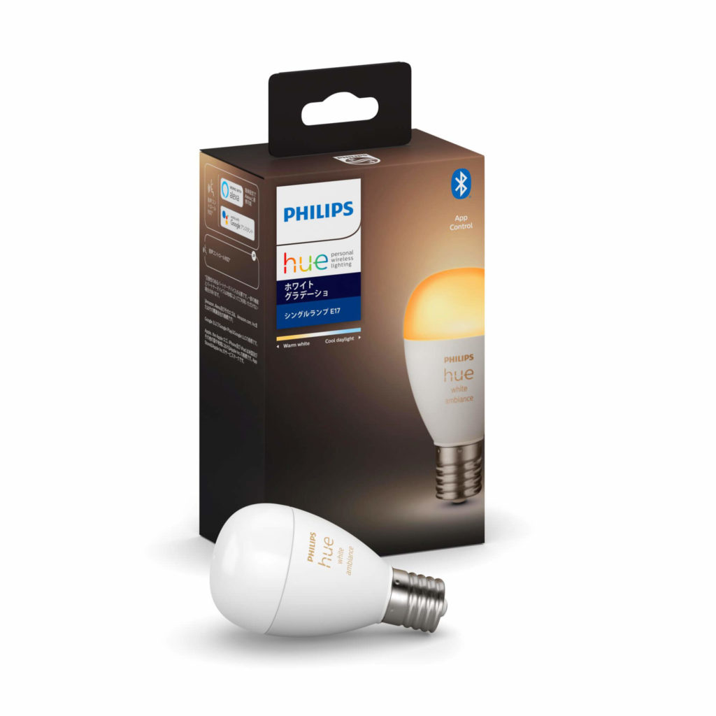 Philips Hue E14 Luster White Ambiance