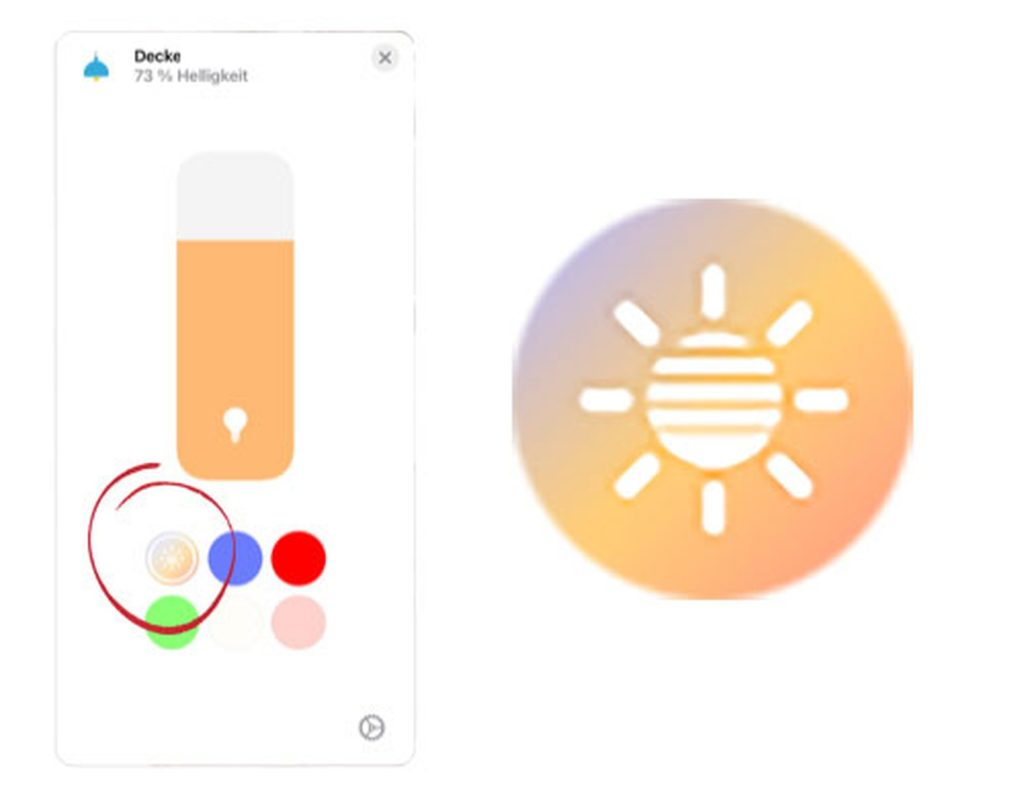 Philips Hue Adaptive Lighting