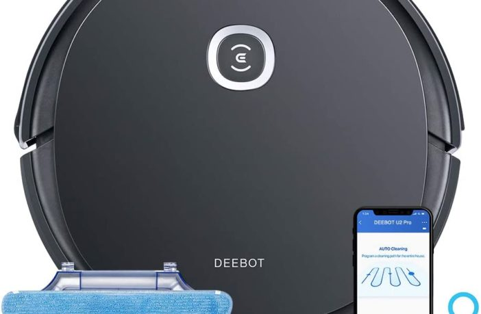 Ecovacs Deebot U2 Pro