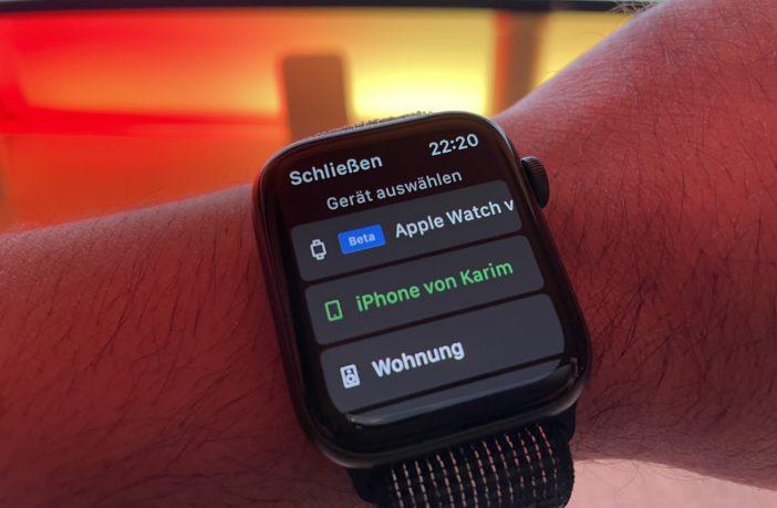 Spotify Streaming nun direkt über die Apple Watch möglich
