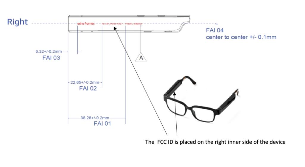 Echo Frames FCC