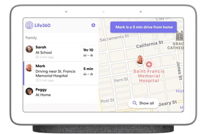 Google Assistant Familienmitglieder suchen
