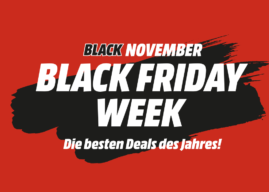 (24.11.2020) – Die Smart Home Deals der Black Friday Woche an Tag 5