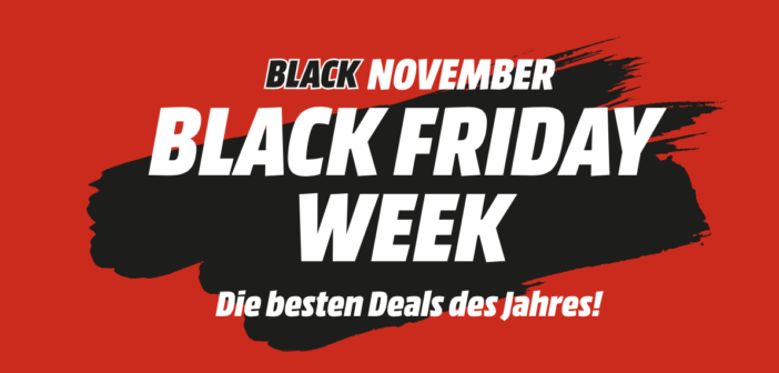 Black Friday Woche