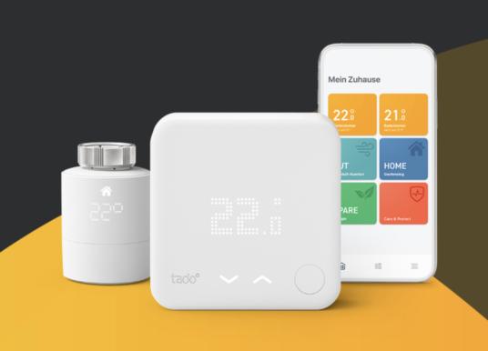(26.01.21) Amazon – Smarte Heizkörperthermostate von tado im Angebot