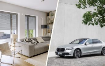 Bosch Smart Home Mercedes