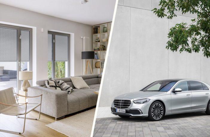 Bosch Smart Home Mercedes