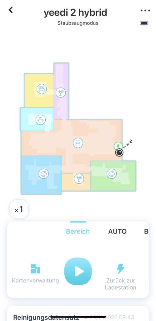 yeedi 2 Hybrid App