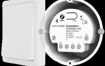 Nexentro ZigBee Unterputz-Modul