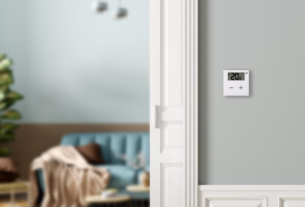 COQON ZigBee Thermostat