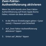 Alexa Apple Kalender Schritt 2
