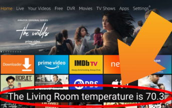 Alexa Untertitel auf FireTV