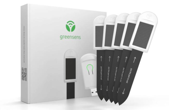 greensens Pflanzensensor