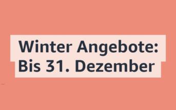 Amazon Winter Angebote
