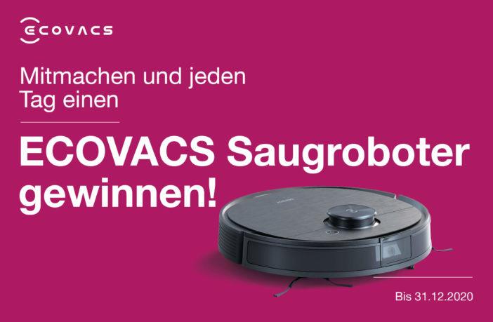 Ecovacs Gewinnspiel