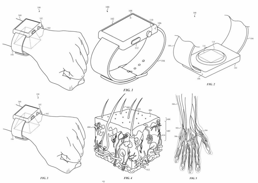 Apple Lichtfeldkamera Patent