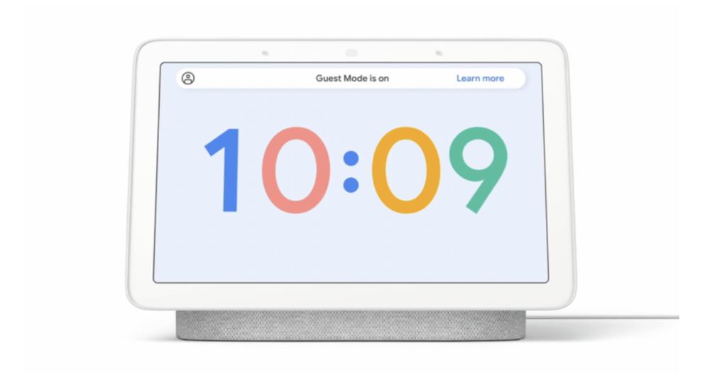 Google Assistant Gastmodus