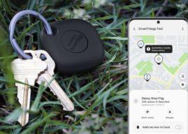 Samsung Galaxy SmartTags sind offiziell
