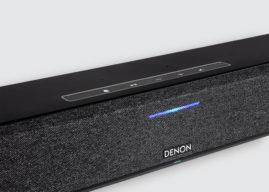 Denon Home 550 – Neue Soundbar mit Dolby Atmos und Alexa-Kompatibilität