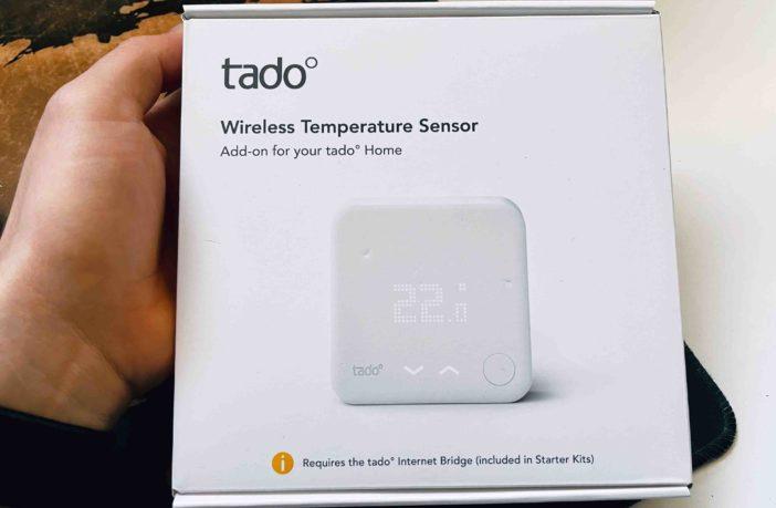 tado° Funk-Temperatursensor